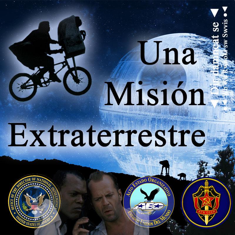 Una misión extraterrestre